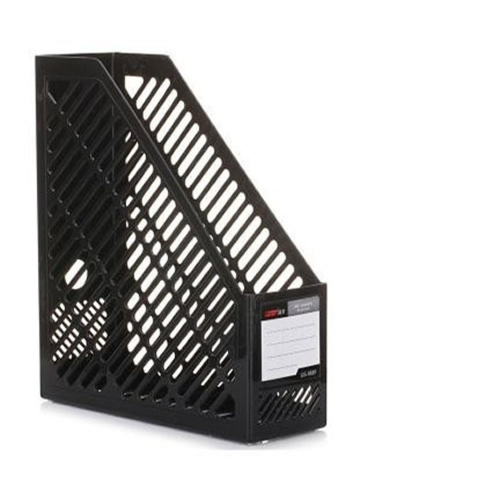 MAGAZINE FILE RACK SINGLE COLUMN