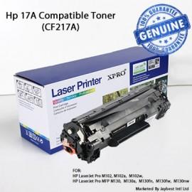 Hp 17A Compatible Black toner Catridge CF217A